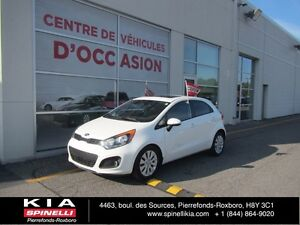 2013 Kia Rio EX ROOF BACK UP CAMERA