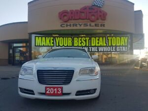 2013 Chrysler 300 Touring LEATHER H-TED SEATS 8.4 RADIO PUSH BUT