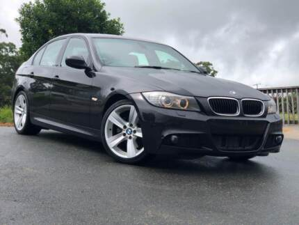 2011 BMW 320d MSPORT - **6 MONTHS REGO | FULL BMW HISTORY** Forest Glen Maroochydore Area Preview