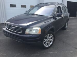 2007 Volvo XC90 7 PASSAGERS 4X4 CUIR TOIT