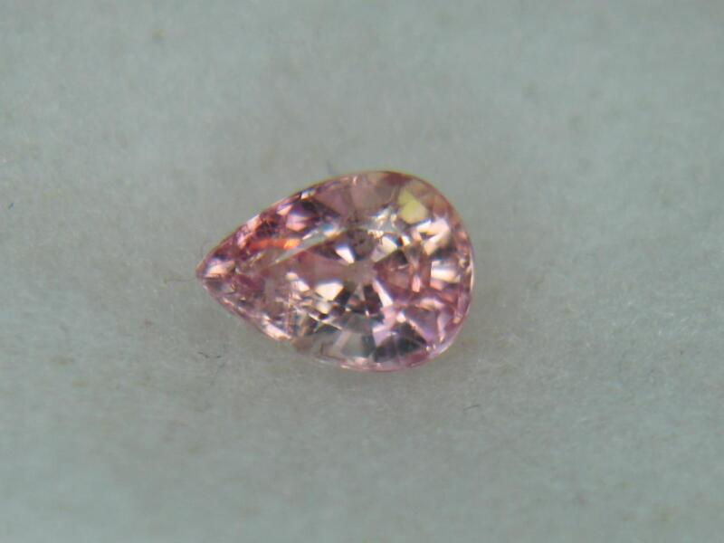 .71CT STUNING NATURAL UNHEATED TRANSPARENT FACETED PASTEL PINK ZOISITE TANZANITE