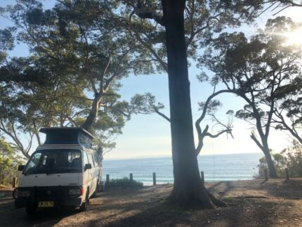 Nissan Urvan Pop Top Camper 1990 Manly Manly Area Preview