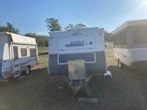 2001 Jayco Westport Caravan Withcott Lockyer Valley Preview