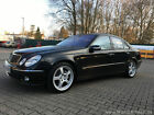 Mercedes E-Klasse W211 Test