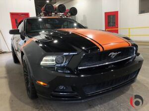 2013 Ford Mustang GT- V8 5L - MAGS-  AUTOMATIQUE -  CONVERTIBLE!