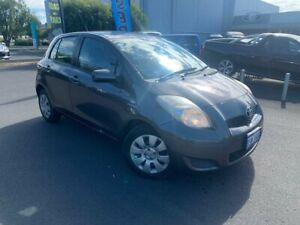 2008 Toyota Yaris YRS 5 Speed Manual 5 Door Hatchback Busselton Busselton Area Preview