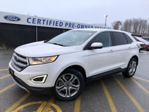 2018 Ford Edge Titanium AWD|REMOTE START|KEYLESS ENTRY|BLUETOOTH