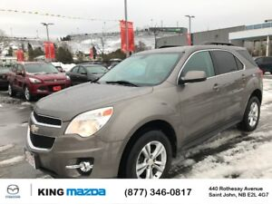 2010 Chevrolet Equinox LT ALL WHEEL DRIVE..ALLOY WHEELS..GREAT F