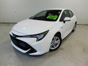2020 Toyota Corolla 4414690A0 Ascent SportL 5 Door3 Glacier White Automatic Hatchback