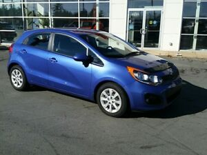 2012 Kia Rio LX+ LOW KMS. Heated Seats
