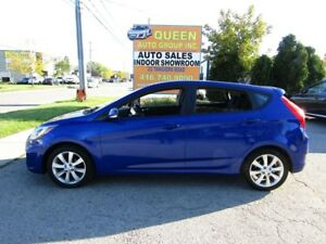 2012 Hyundai Accent 6 Speed manual | Heated Seats | Bluetooth