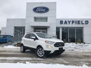 2019 Ford EcoSport SE 4WD|NAVIGATION|POWER MOONROOF|BLUETOOTH