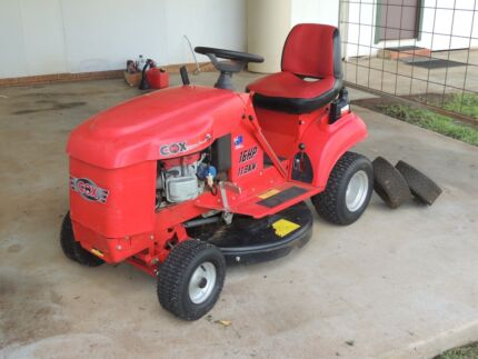 Cox Stockman Series 3 16hp ride on mower West Wyalong Bland Area Preview