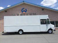 2007 Ford P1000 Step Van Food Truck MT55 Fedex Delivery