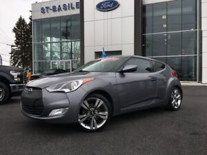 2013 Hyundai Veloster TECH / Manuelle 67$ weekly / 60 months
