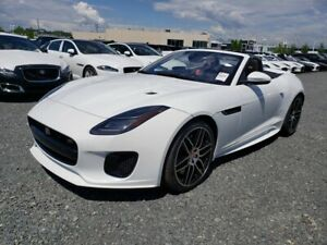 2020 Jaguar F-Type Convertible P380 Checkered Flag AWD