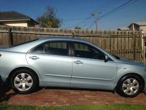 Toyota Camry 2009 Ascot Vale Moonee Valley Preview