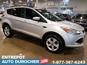 2015 Ford Escape SE 4X4 NAVIGATION - Automatique - AIR CLIMATISÉ