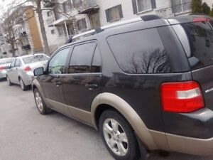 Ford Freestyle 2007 AWD