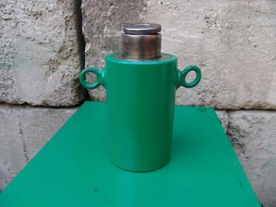 Simplex Hydraulic Cylinder Rl-1006 100 Ton 6 Inch Stroke Works Fine 2