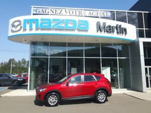 2016 Mazda CX-5 GS LOW MILAGE !!