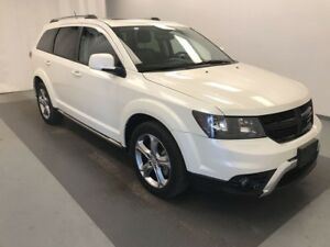 2015 Dodge Journey Crossroad FWD, LEATHER SEATS