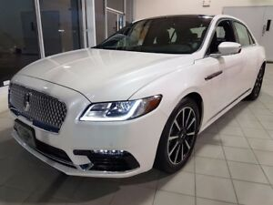 2017 Lincoln Continental Reserve GPS CUIR CAMERA TOIT PANO