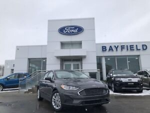 2019 Ford Fusion SE FORDPASS CONNECT SPEED SENSITIVE WIPERS H...