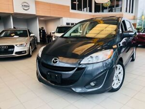 2017 Mazda 5 GT {Cuir, Toit Ouvrant, Mags, Bluetooth}