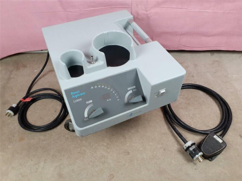 MD Engineering Surgical Medical Liposuction Aspirator Vacuum Pump w/ Footswitch