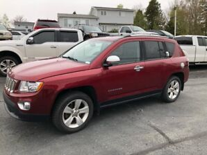 2012 Jeep Compass NORTH EDTION