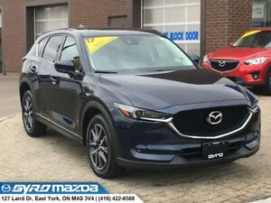 2017 Mazda CX-5 GT GT AWD! ONE OWNER, NO ACCIDENTS!