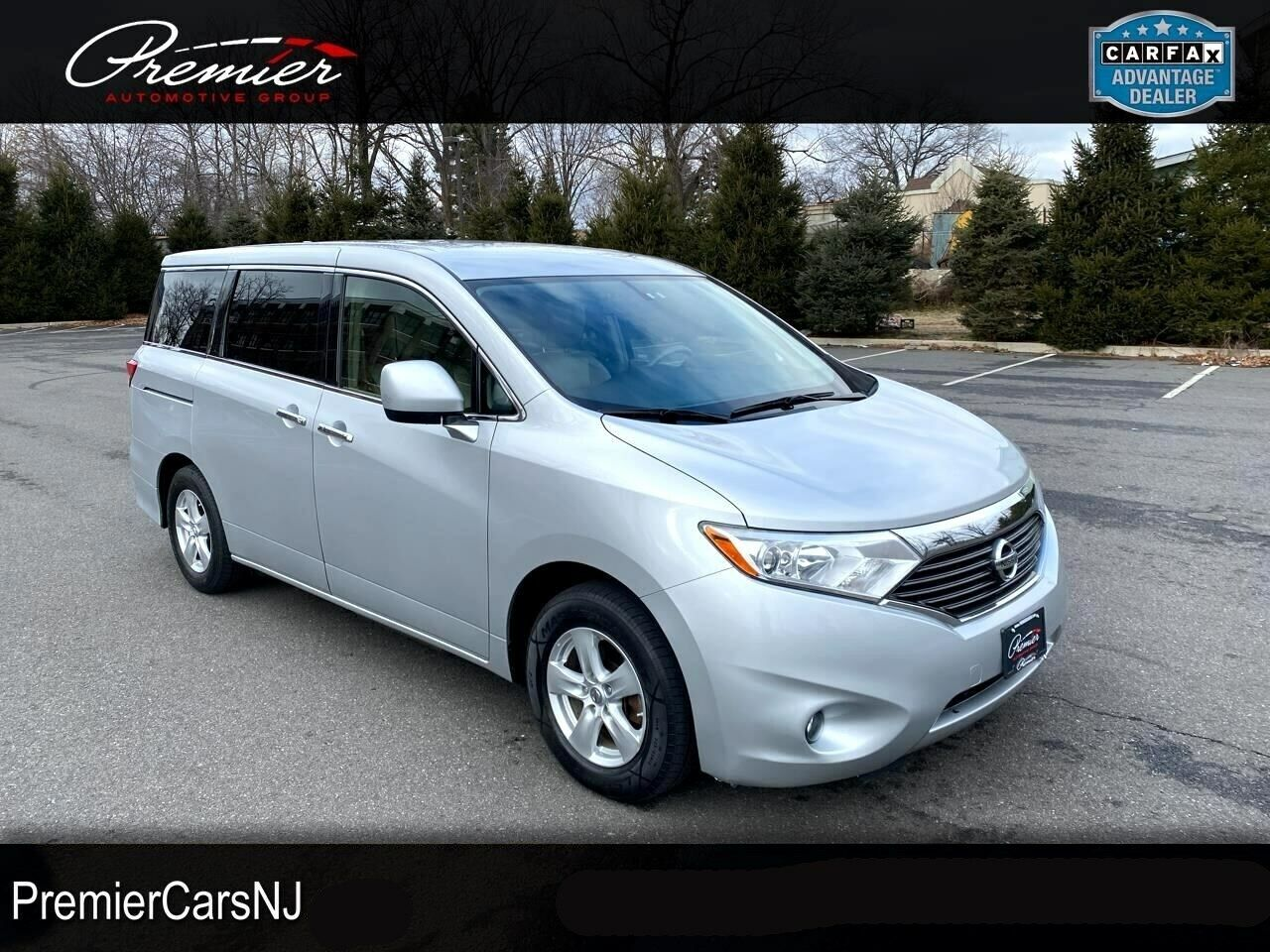2013 Nissan Quest, Silver with 96513 Miles available now!