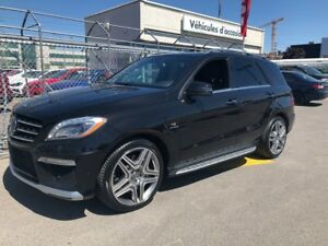 2013 Mercedes-Benz M-Class ML 63 AMG New tires