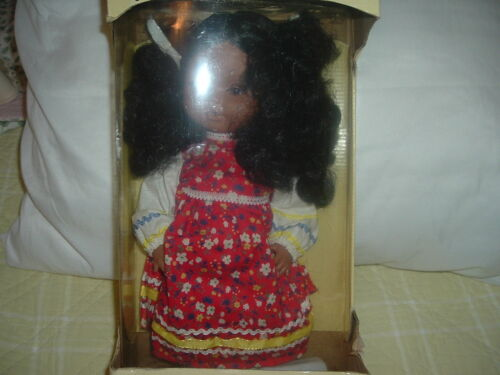 Baby Tasha,Collectible Shindana Doll,Old Stock,Unopened,Vintage Shindana Doll.
