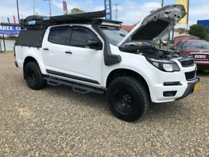 HOLDEN COLORADO RG Z71 UTILITY CREW CAB 4DR SPTS AUTO 6SP 4X4 2.8DT MY16 Taree Greater Taree Area Preview