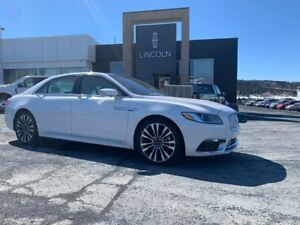 2018 Lincoln Continental RESERVE / AWD / DÉMO