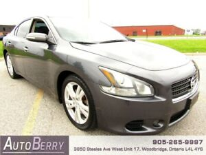 2011 Nissan Maxima 3.5L SV ***CERTIFIED ACCIDENT FREE*** $7,999