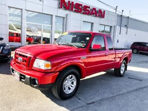 2011 Ford Ranger Sport 4x4 Extended Cab Great compact 4x4 truck!