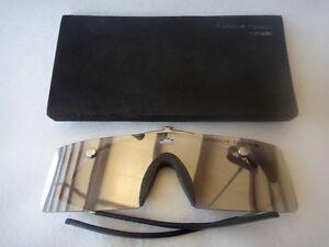 Vintage-PORSCHE-CARRERA-Plegable-F-0-9-5693-plana-hecha-en-AUSTRIA-anos-80-Gafas-de-sol