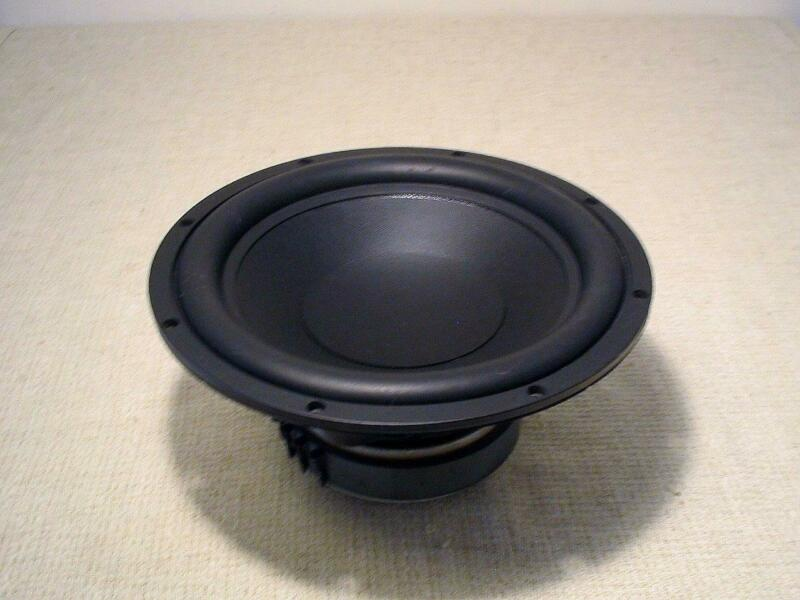 "KLIPSCH SUB-10 SUBWOOFER 10"" SPEAKER 200 watt SUB OEM REPLACEMENT BASS DRIVER"