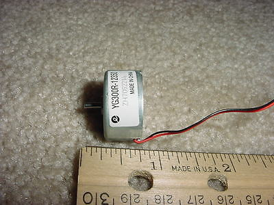Small Dc Electric Motor Sony Dvd Replacement Type - M43