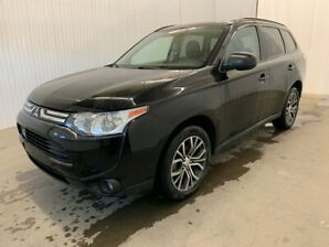2014 Mitsubishi Outlander Premium AWD Cuir Toit Ouvrant MAGS