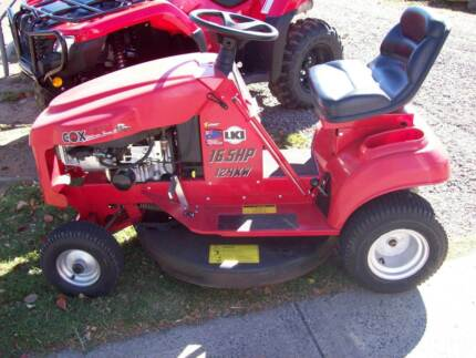 COX Ride on 16.5 HP ride on lawn mower