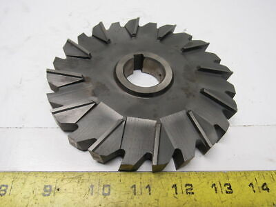 Moon 6 X 34 X 1-14cross Cut Slitting Saw Blade