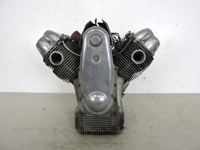 Vintage Moto Guzzi 750 Ambassador  Running  Engine Motor, Carbs, Electrics