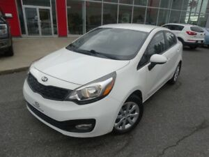 2013 Kia Rio LX+/AUTOMATIQUE/SIEGES CHAUFFANT/BLUETOOTH/CRUISE