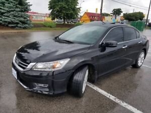 Honda Accord 2014 touring V4