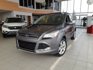 2013 Ford Escape SEL 2.0 Ecoboost AWD GPS CUIR TOIT PANORAMIQUE