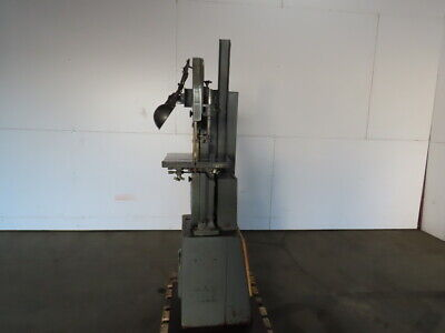 Rockwell 28-300 14 Metal Cutting Vertical Band Saw 12hp 230460v 3ph